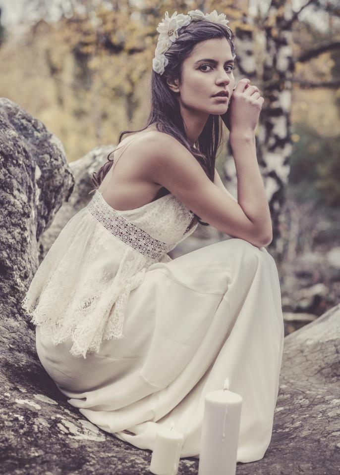 Laure de Sagazan wedding dress French bridal designers 3