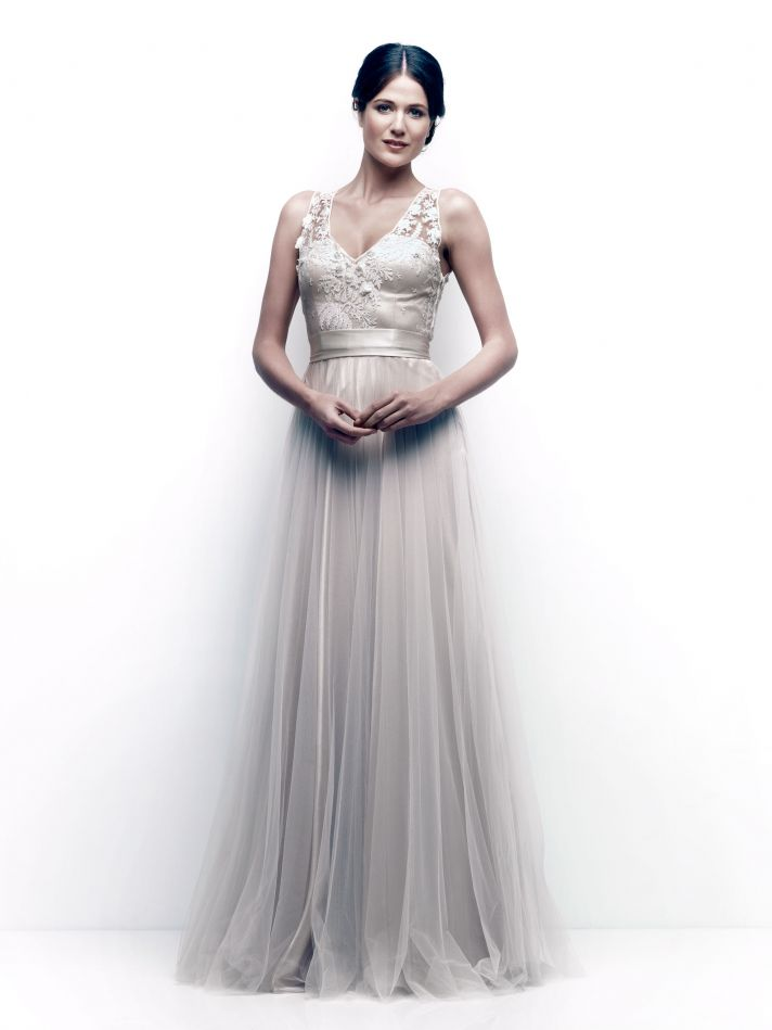 Catherine Deane wedding dress 2013 bridal Onyx