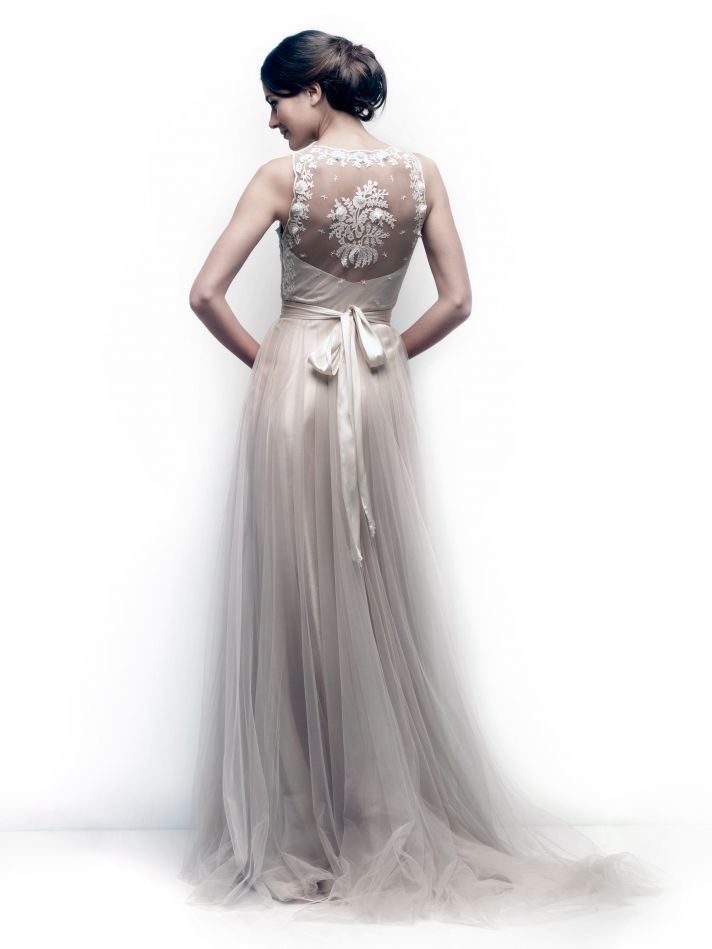 Catherine Deane wedding dress 2013 bridal Onyx