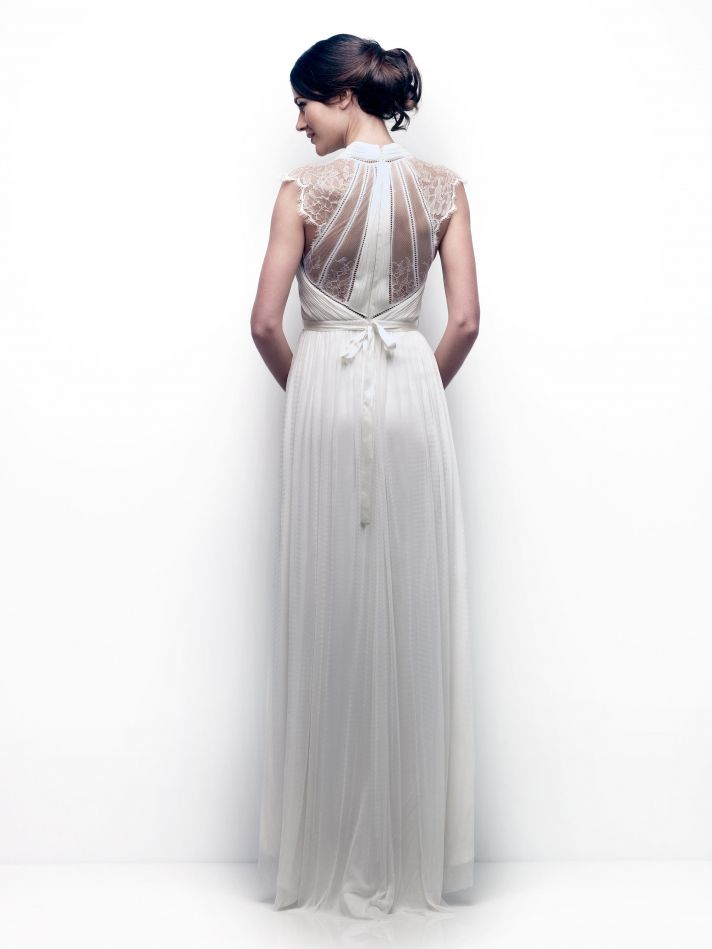 Catherine Deane wedding dress 2013 bridal Laverne long
