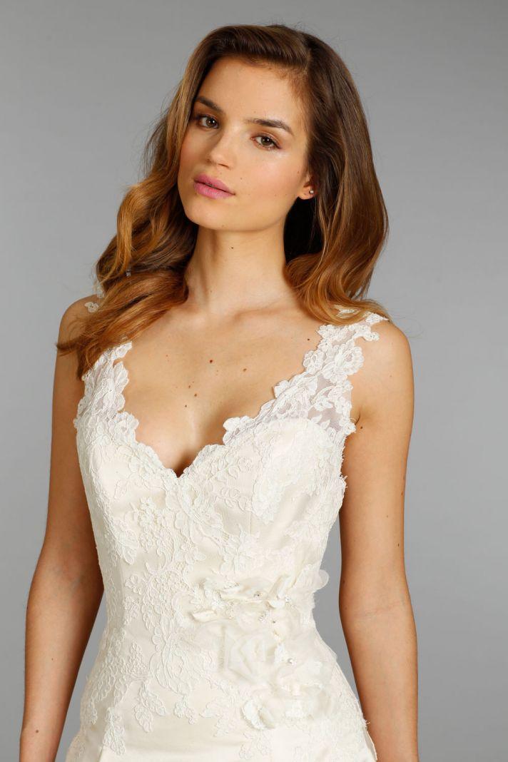 Alvina Valenta wedding dress Fall 2013 Bridal 9357