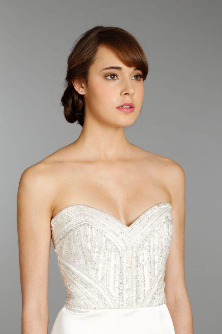 Alvina Valenta wedding dress Fall 2013 Bridal 9366