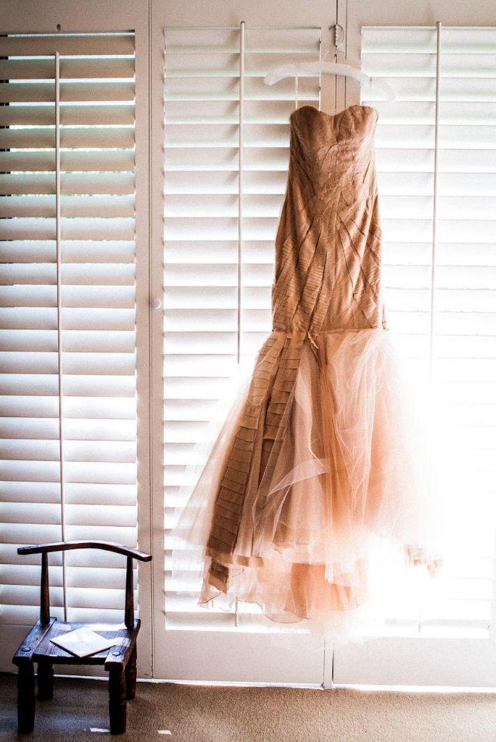 Vera Wang Wedding Dress Joanna Real Bride Inspiration