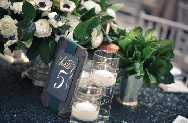 Wedding decor inspiration from White Lilac Inc 9