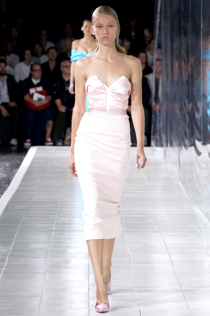 Spring 2014 RTW wedding worthy dresses Prabal Gurung