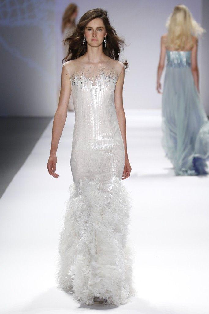 Spring 2014 RTW wedding worthy dresses Tadashi Shoji