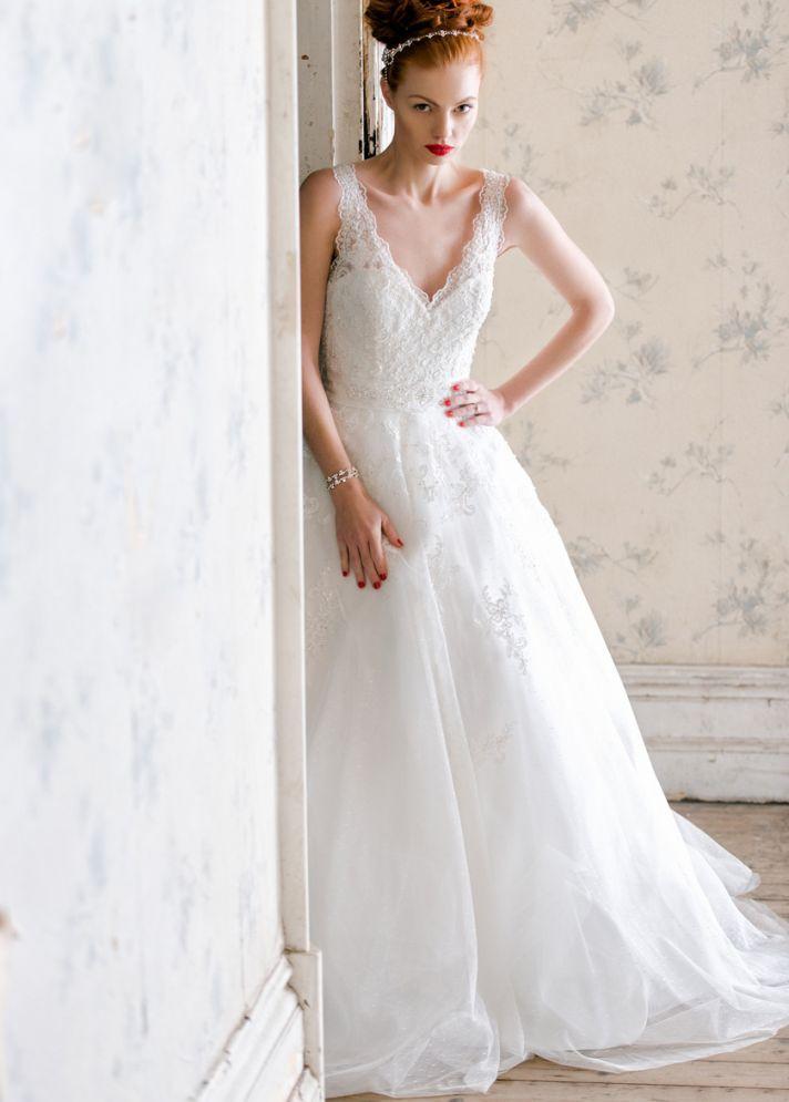 Cheap Wedding Dresses Charlotte Nc 1 New Belle wedding dress by
