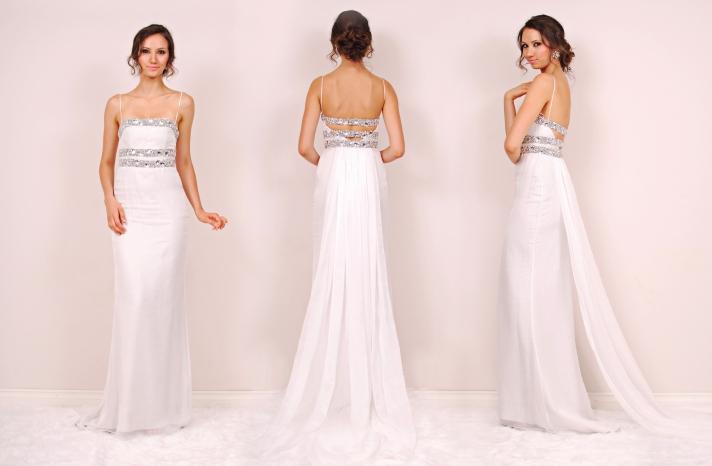 Harper wedding dress by Sunjin Lee 2014 bridal