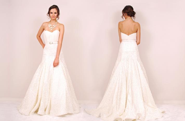 Lexington wedding dress by Sunjin Lee 2014 bridal