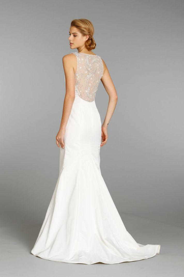 Jim Hjelm wedding dress fall 2013 bridal 8361
