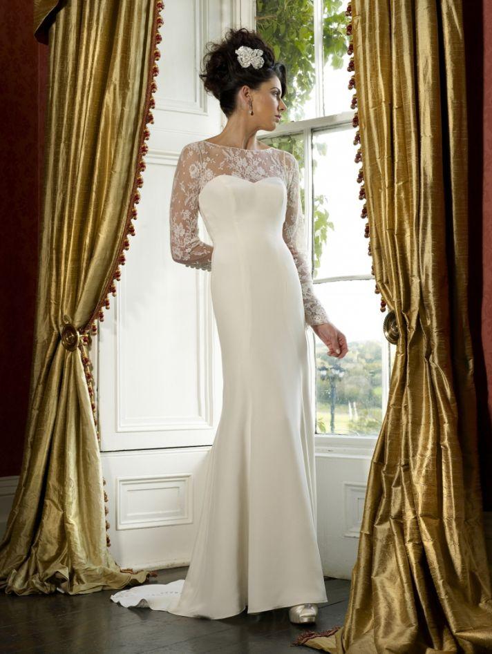 Savannah wedding dress by Kathy de Stafford 2013 bridal
