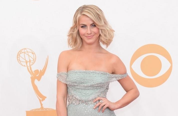 2013 Emmys wedding hair and makeup inspiration Julianne Hough