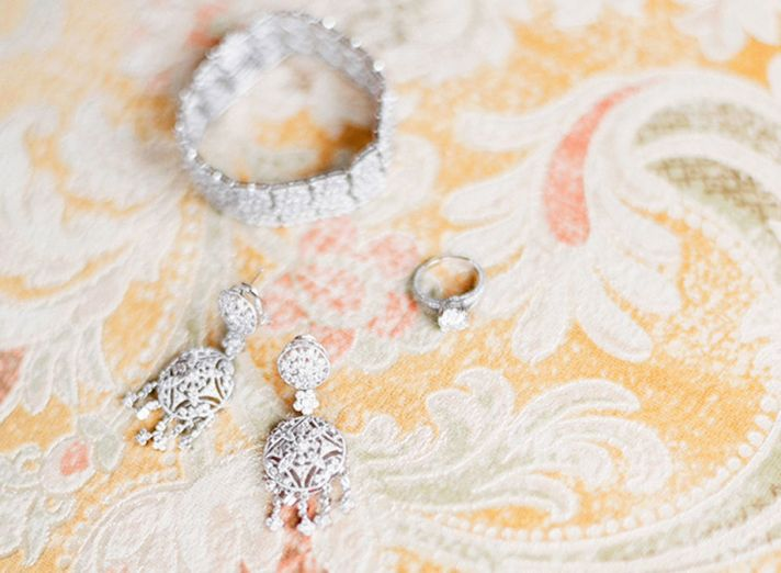 Real wedding in Simi Valley California Bridal Bling