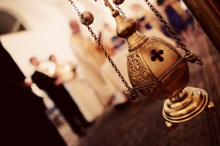 Santa Fe wedding ceremony details