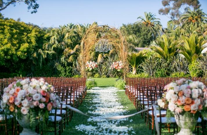 Wedding Cakes Santa Barbara California
