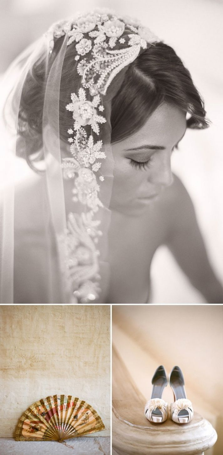 Bright destination wedding in Mexico by Aaron Delesie bridal details and accessories