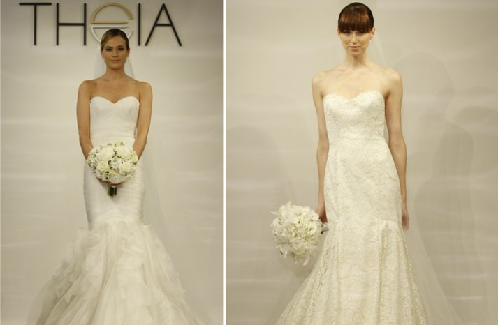 New Wedding Dress Collections 2014 Sneak Peek Theia