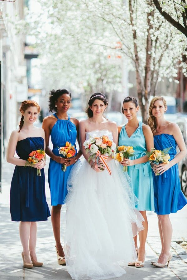 Finding your bridal style City Chic brides NYC 1