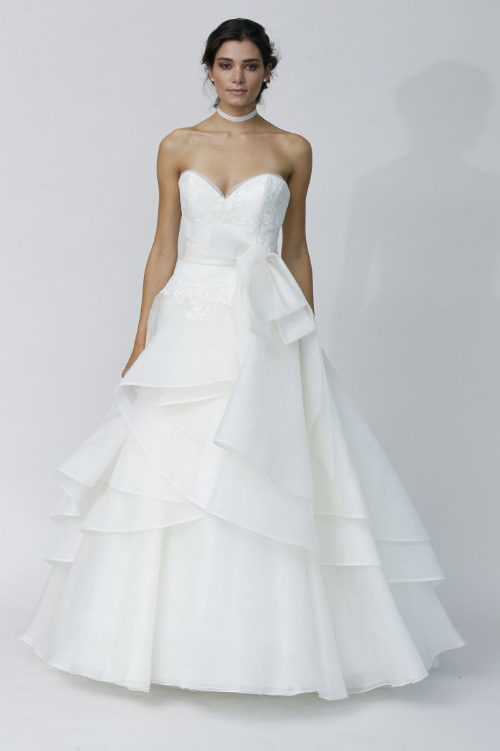 217 wedding dress by Rivini Fall 2014 bridal