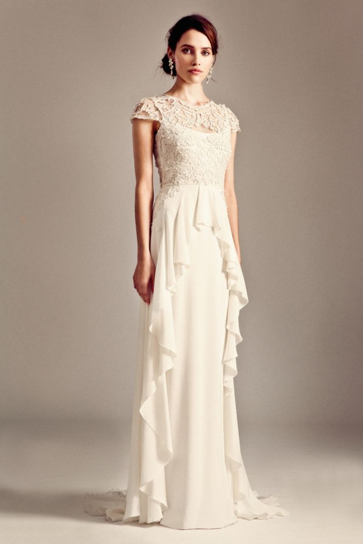 Bluebell wedding dress by Temperley London Fall 2014 bridal