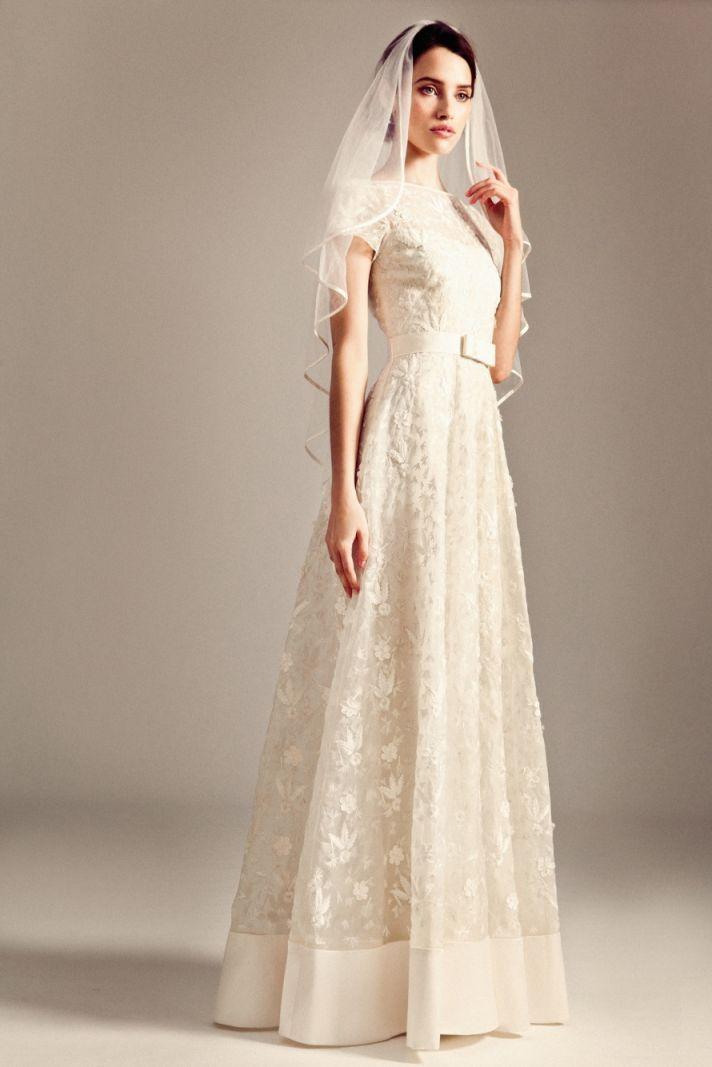 Dawn wedding dress by Temperley London Fall 2014 bridal