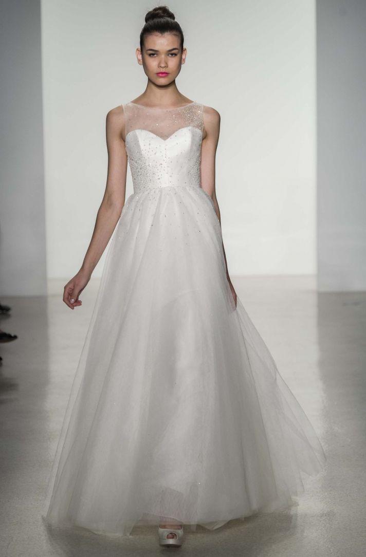 Erie wedding dress by Amsale Fall 2014 bridal
