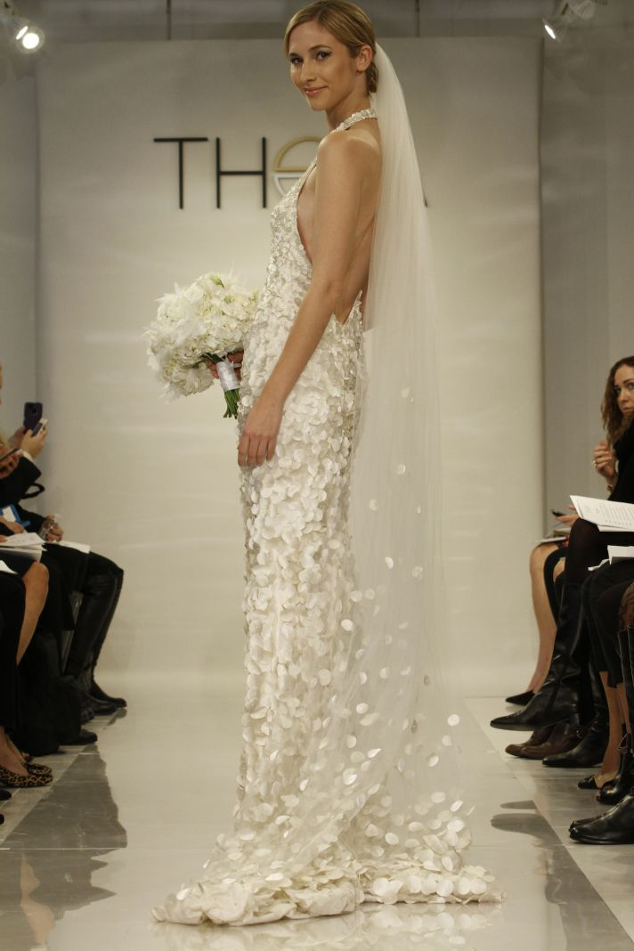 Christie wedding dress by Theia Fall 2014 Bridal
