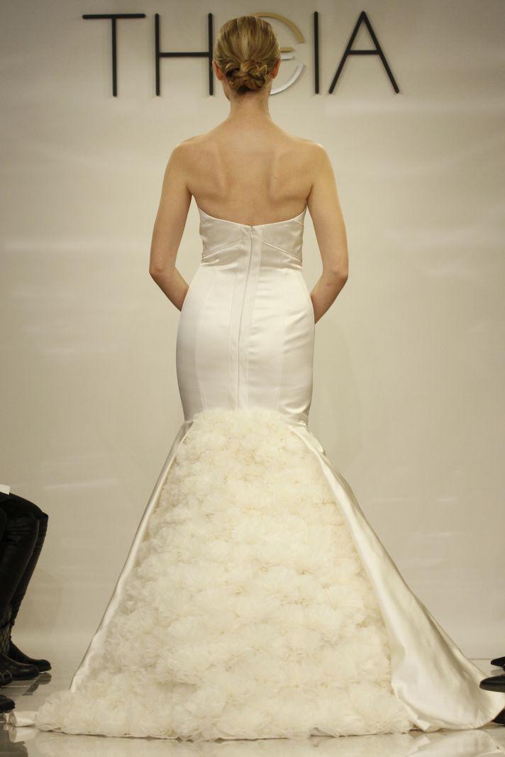 Miranda wedding dress by Theia Fall 2014 Bridal