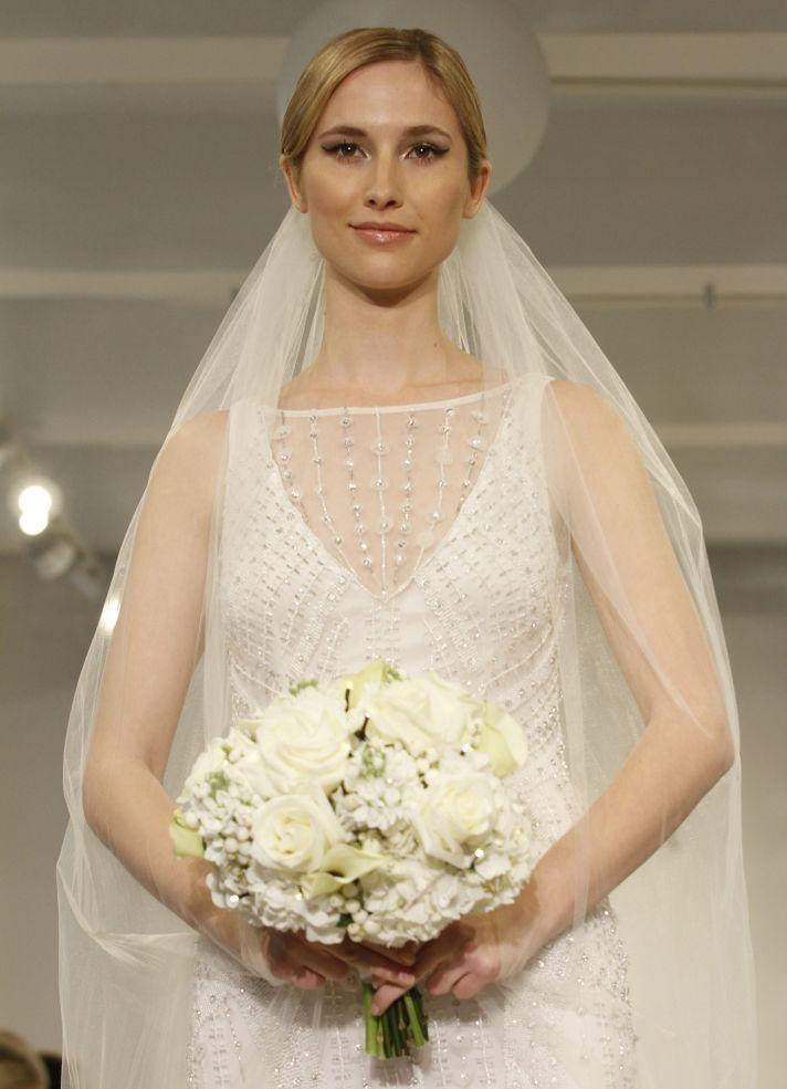 Lorraine wedding dress by Theia Fall 2014 Bridal