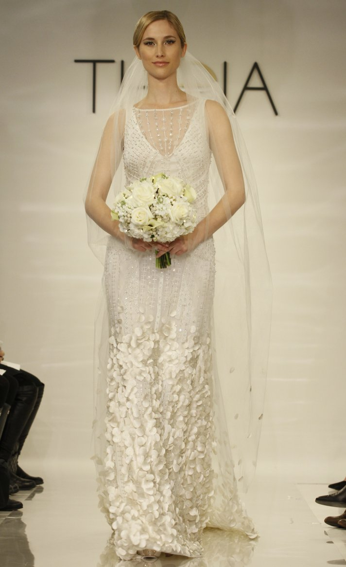 Lorraine wedding dress by Theia Fall 2014 Bridal