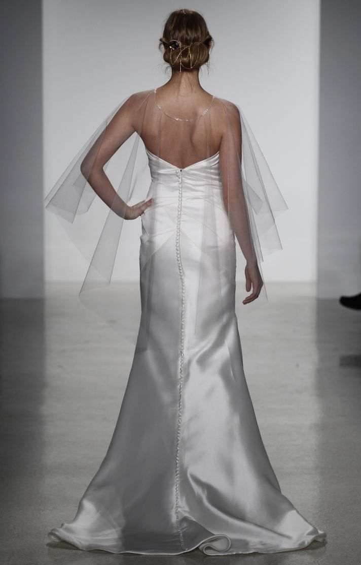 Delaney wedding dress by Kelly Faetanini Fall 2014 Bridal