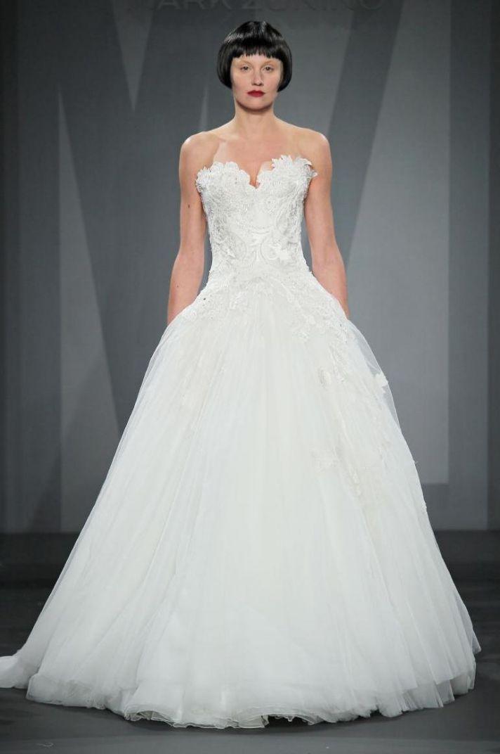 Mark Zunino wedding dress for Kleinfeld Fall 2014 Bridal 11