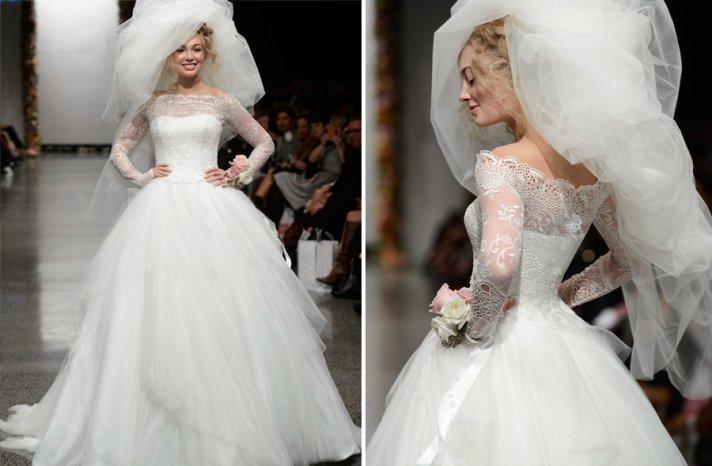 Anna Schimmel wedding dress 2013 bridal 17