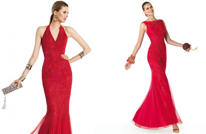Bridesmaids style Red is the New Black 12