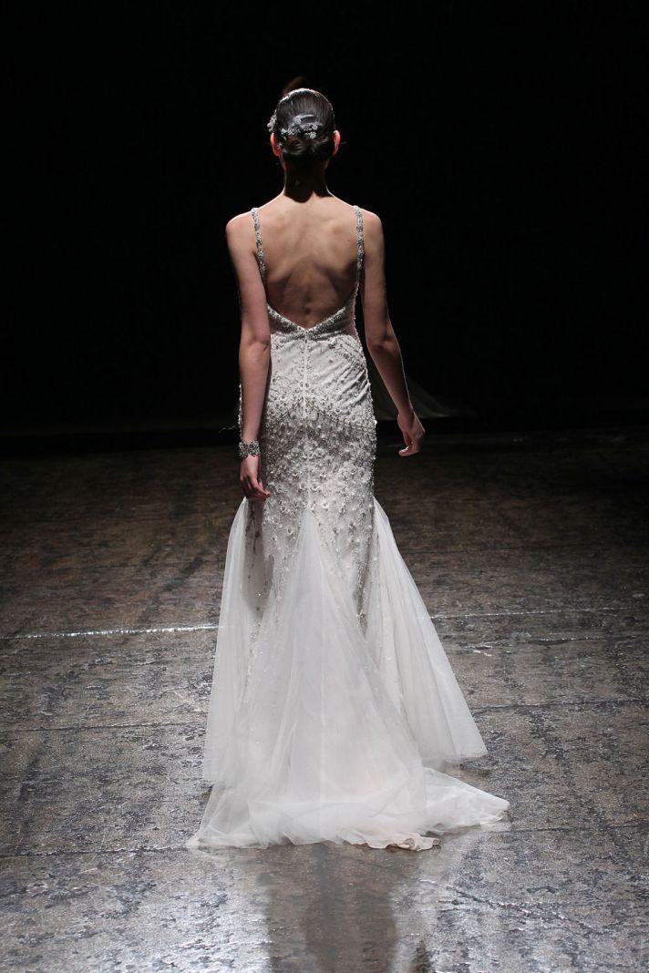 3405 wedding dress by Lazaro Spring 2014 Bridal