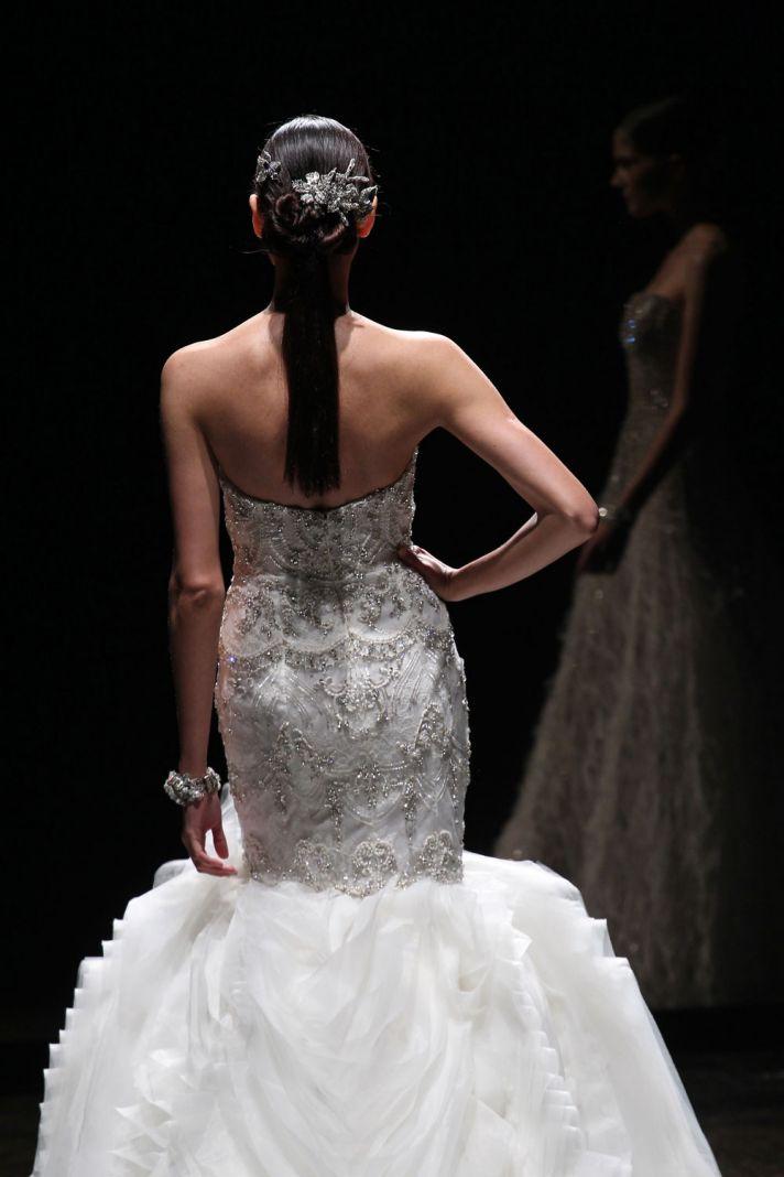 3400 wedding dress by Lazaro Spring 2014 Bridal