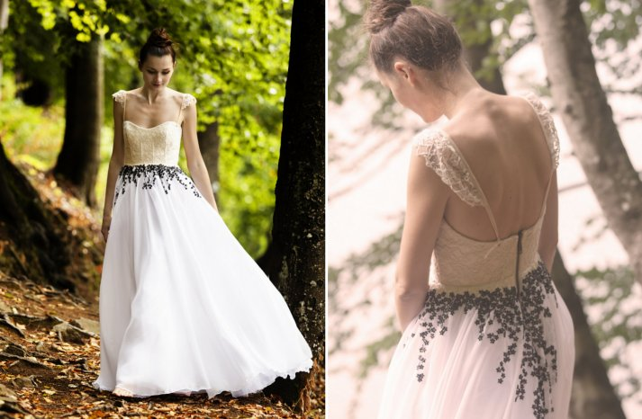 Custom wedding gowns by Atelier De Couture Bridal 14