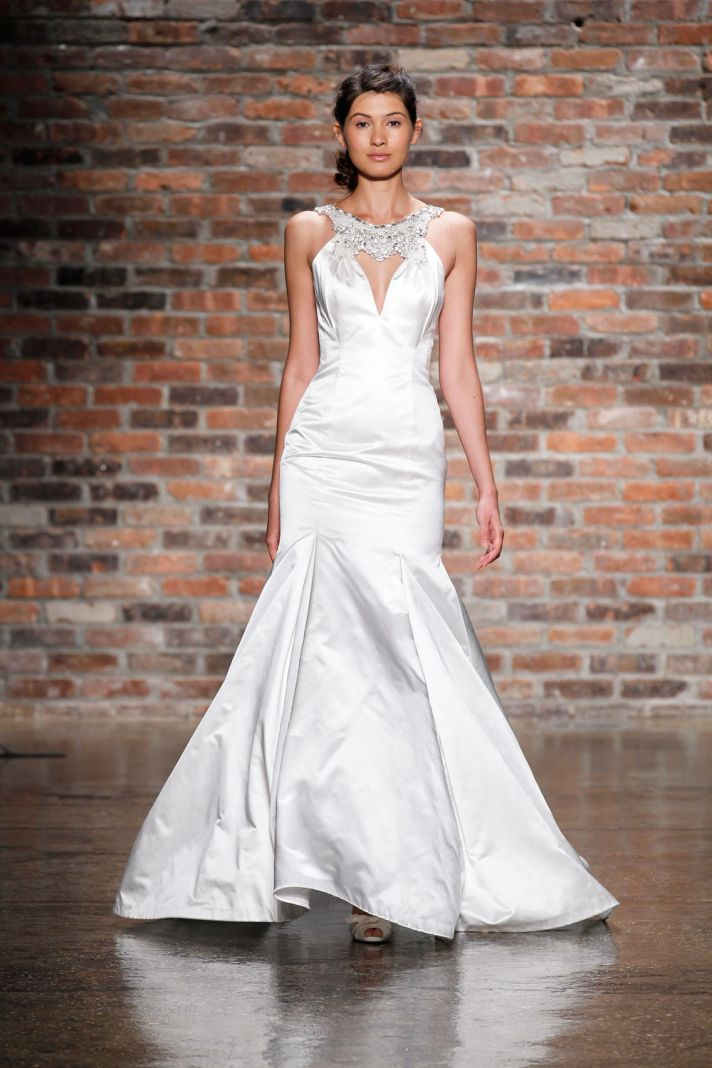 6402 wedding dress by Hayley Paige Spring 2014 Bridal