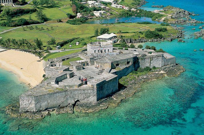 Honeymoon bests of Bermuda St George Parish