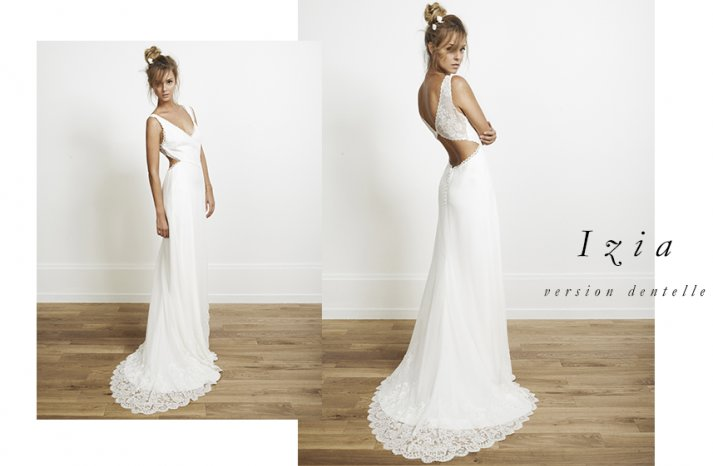 Izia wedding dress by Rime Arodaky