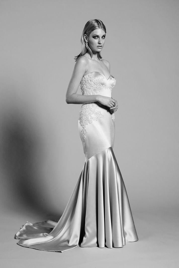 Amira wedding dress by Mariana Hardwick 2014 bridal