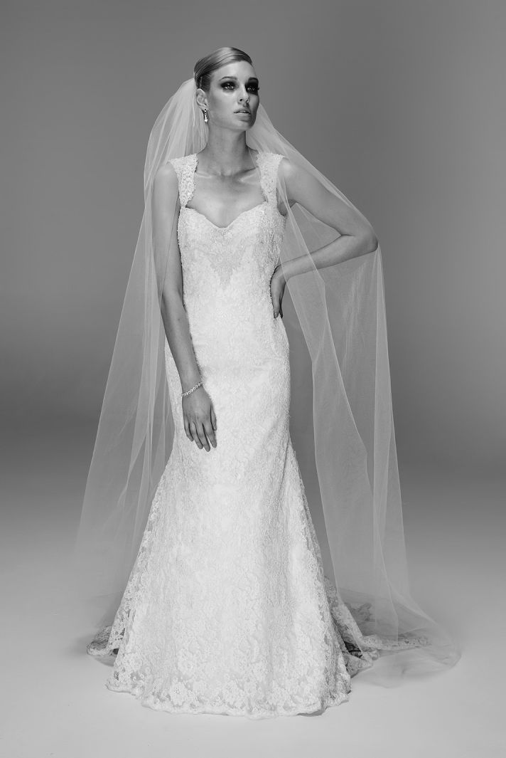 SweetSenata wedding dress by Mariana Hardwick 2014 bridal