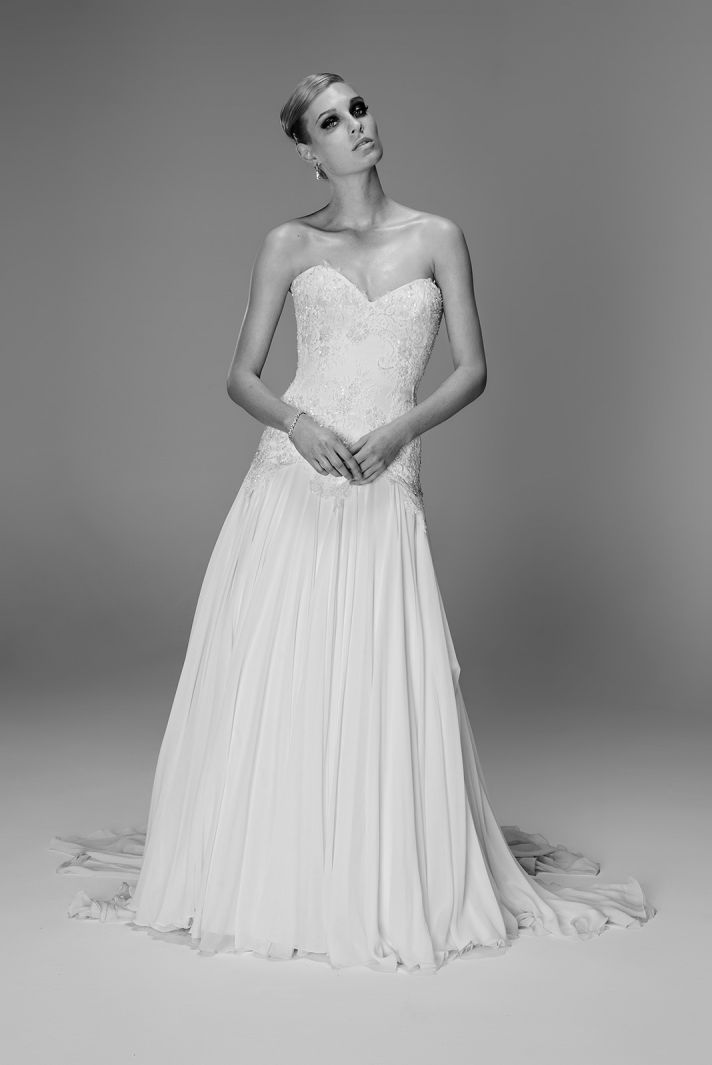 SweetSenata wedding dress by Mariana Hardwick 2014 bridal