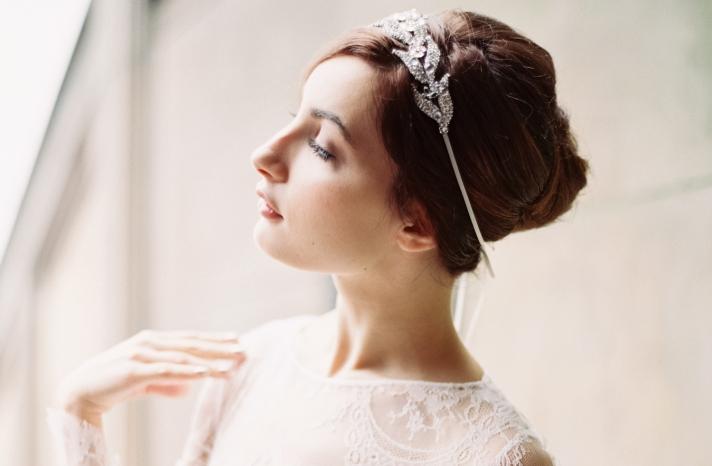 Lady Mary Headband photo by Laura Gordon 1