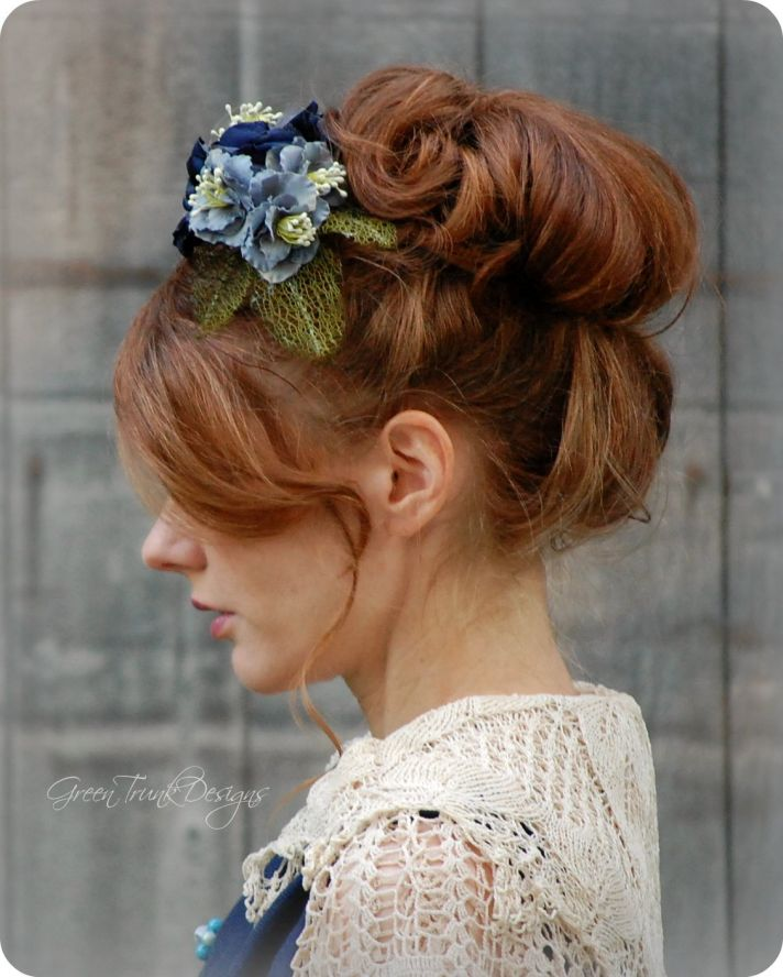 wedding head chic for December brides 3