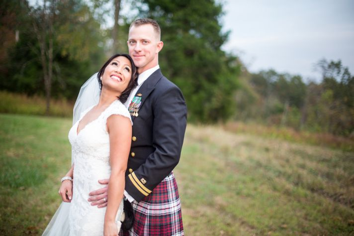 Filipino Irish Wedding In Virginia