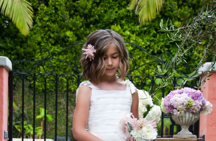 Cocoe vocie flower girl collection 2014 6