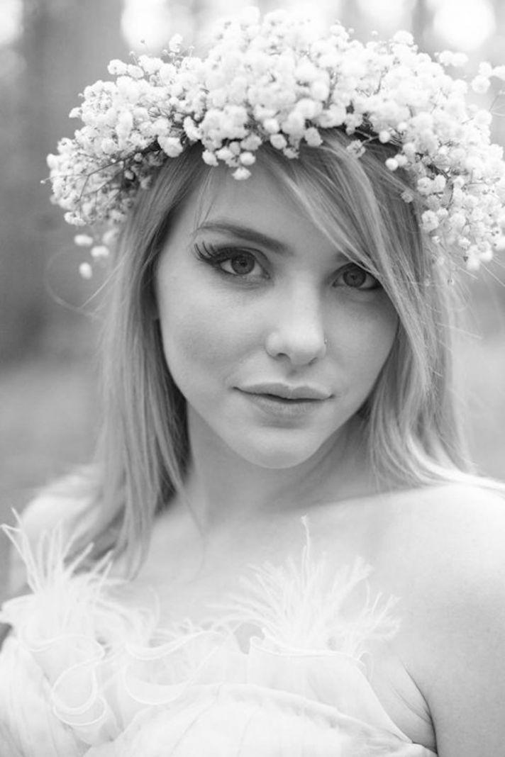 Alice in Wonderland Bride Makeup