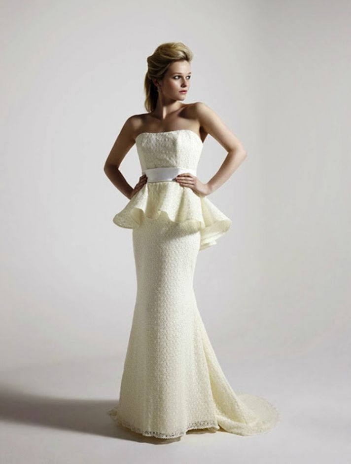 Sassi Holford via Vogue Bride
