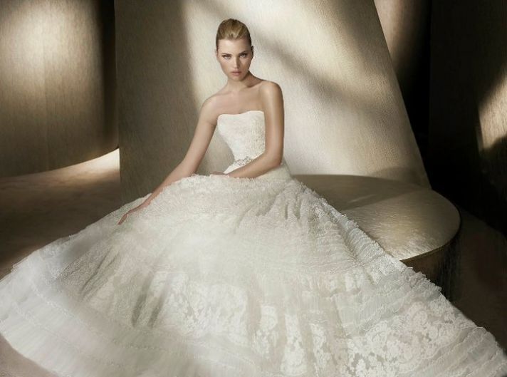 2012 San Patrick wedding dresses